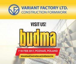 Budma Exibition 2017