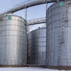 Комплексы по хранению и обработке зерна