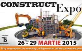Construct Expo 2015 Romania
