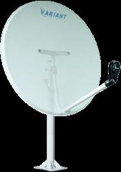 Спутниковые антенны CA-900/2П