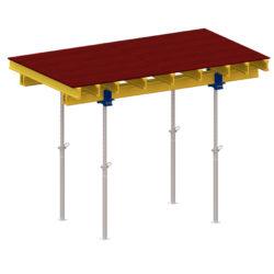 Опалубочные столы для перекрытий - Varitable