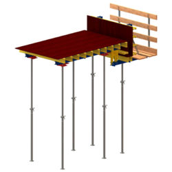 Опалубочные столы для перекрытий Varitable plus